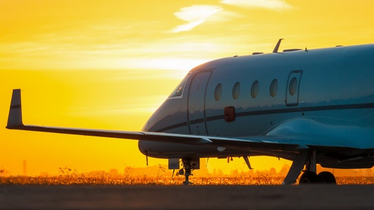 Million-dollar corporate jets aim to reach new heights