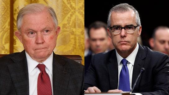 FBI's McCabe should be indicted: Judicial Watch's Chris Farrell