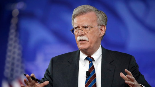Trump fires John Bolton, will name new national security adviser next week