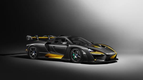 Geneva Motor Show: Supercars and luxury SUVs in the spotlight