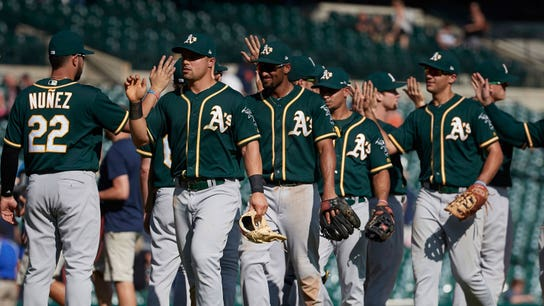 As Oakland A's struggle to compete, Gap founder's son lavishes funds on GOP