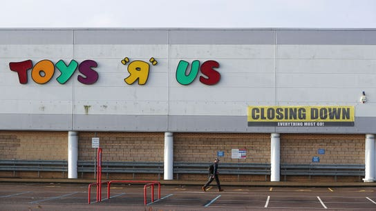 Toys 'R' Us would-be savior disappointed others haven't stepped forward