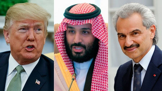 Saudi Arabia's $109B corruption crackdown 'Strongman' move for crown prince ahead of Trump visit