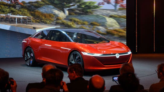 Volkswagen challenges Tesla, orders $25B in batteries as electric car push accelerates