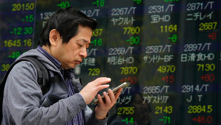 Global stocks rebound as report of US-China trade talks improves mood