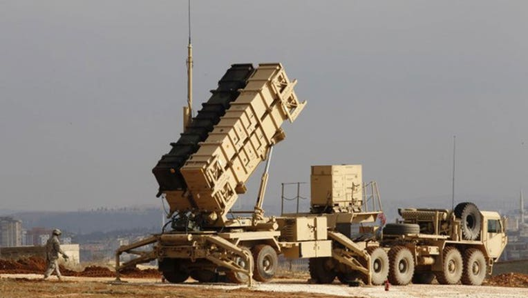 Image result for patriot Raytheon