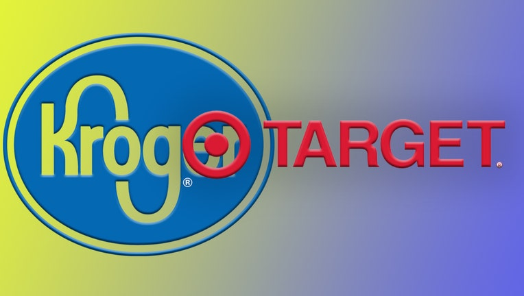 Target Kroger Merger Talk Reports Said To Be False Fox Business