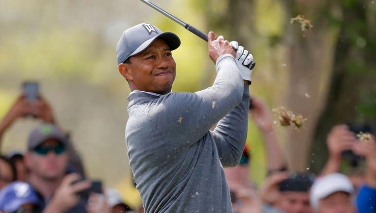 Tiger Woods still in the hunt at Valspar Championship