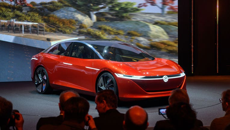 VW will produce electric vehicles in 16 locations by 2022