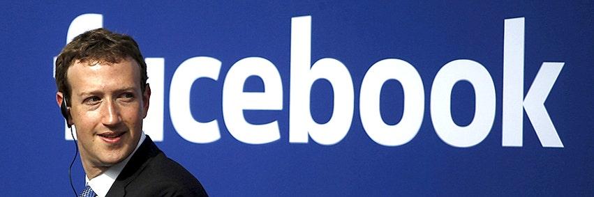Facebook shares slide over data privacy concerns