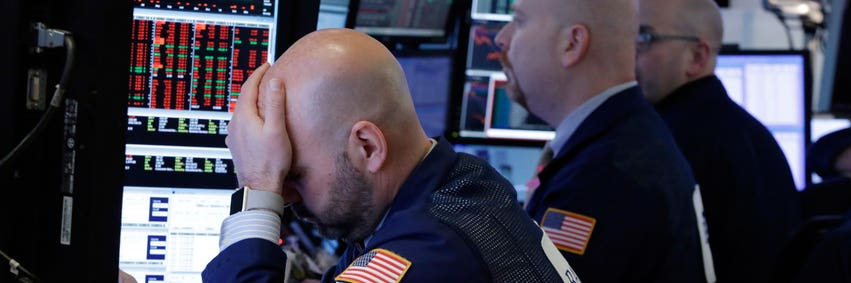 Dow tumbles 425 points as China trade jitters persist