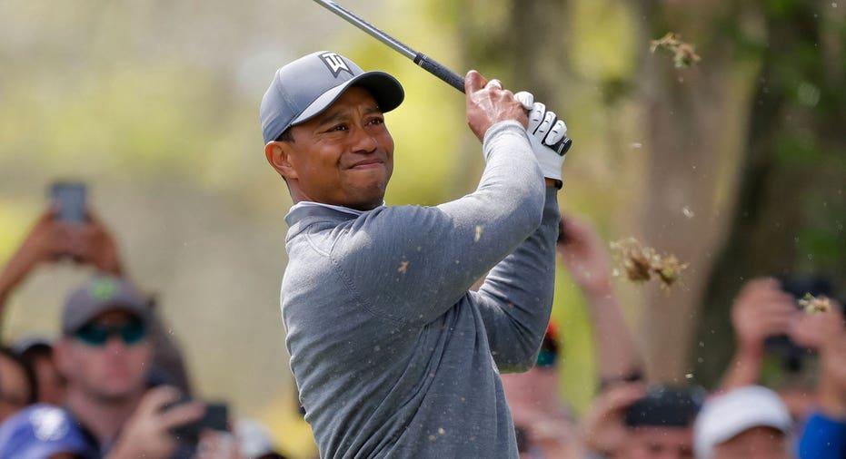 Tiger Woods eyes $1 million prize at PGA's Valspar ...