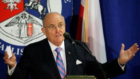 Giuliani says indicted Ukrainians paid him $500,000 for 'consulting'