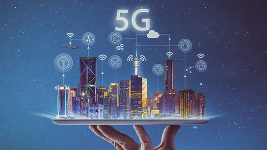 Huawei reveals what 5G and 'smart cities' will look like in the future