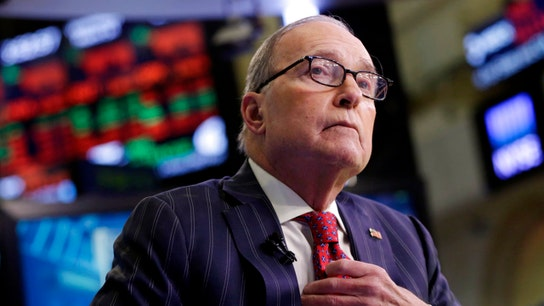 WATCH: Larry Kudlow reacts to strong jobs report