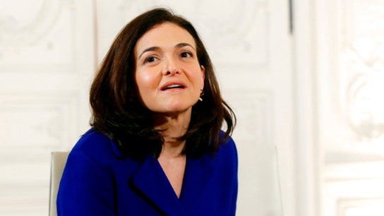 Facebook's Sandberg making noise in Silicon Valley: Thiel fellow