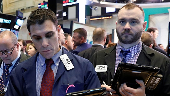Stocks closing in on record highs