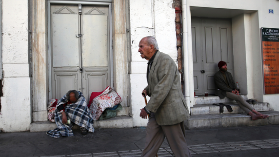Greece beats budget target as it looks to post-bailout era