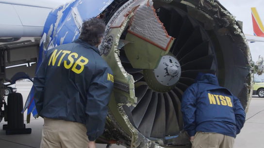 European regulators tighten order for jet fan blade tests
