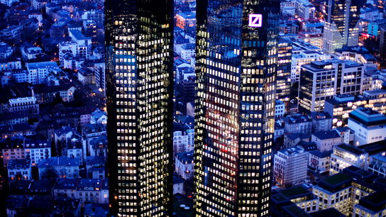 Deutsche Bank ekes out profit, refocuses investment bank