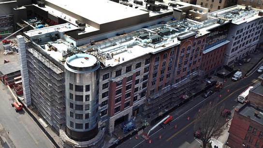 The Latest: MGM, Wynn tamp down Boston casino intrigue