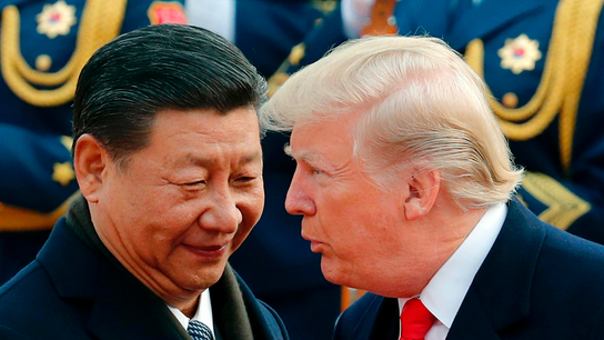Trump administration spares China 'currency manipulator' tag