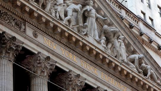 Asian stocks slip following sell-off on Wall Street