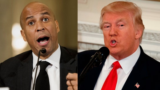 Trump tax cut work bonuses slammed by Sen. Cory Booker