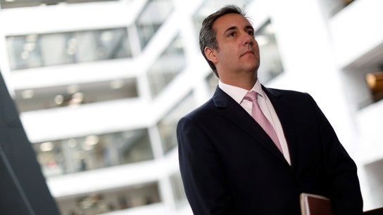 Michael Cohen book on being a Trump 'fixer' derailed