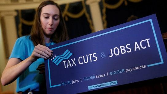 Mnuchin touts 'meaningful impact' of tax cuts on US economy