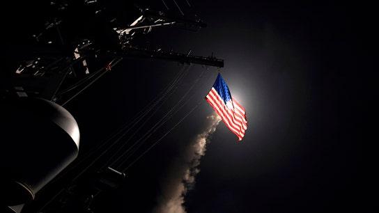 Trump's missile strike on Syria 'amazing,' refugee says