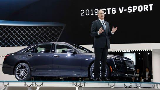 Cadillac president departs as turnaround hits snag