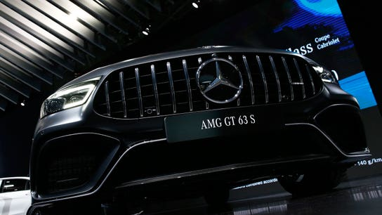 Mercedes-Benz will test car subscription service in two cities