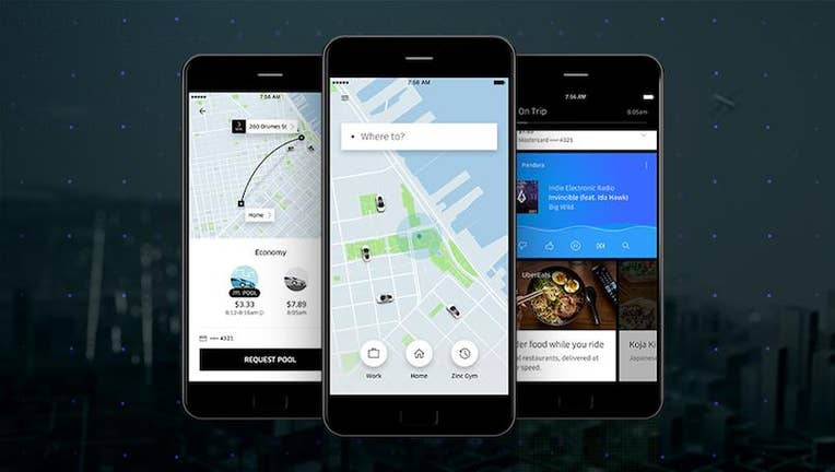 Uber moves beyond ride-hailing with car-sharing, more biking