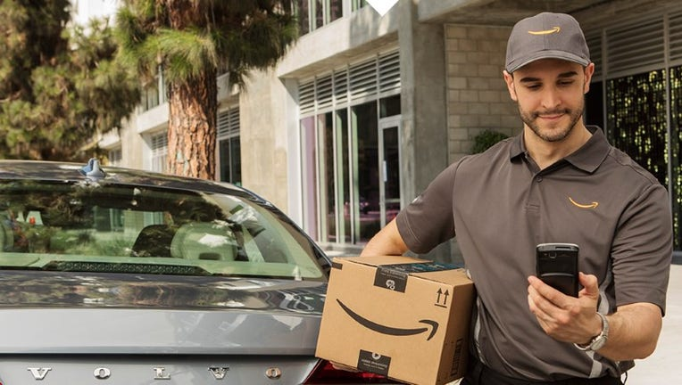Amazon Prime members now have vehicle trunk delivery option