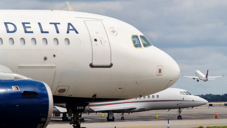 Delta Air Lines' revenue soars, but profit burdened by fuel, storms