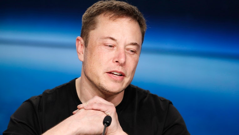 Elon Musk apparently smoked marijuana in live podcast; Tesla stock down