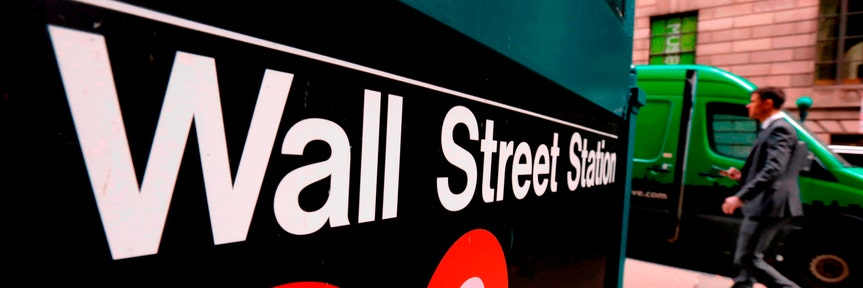 Wall Street is poised for its best May in 9 years - but there could be a hitch