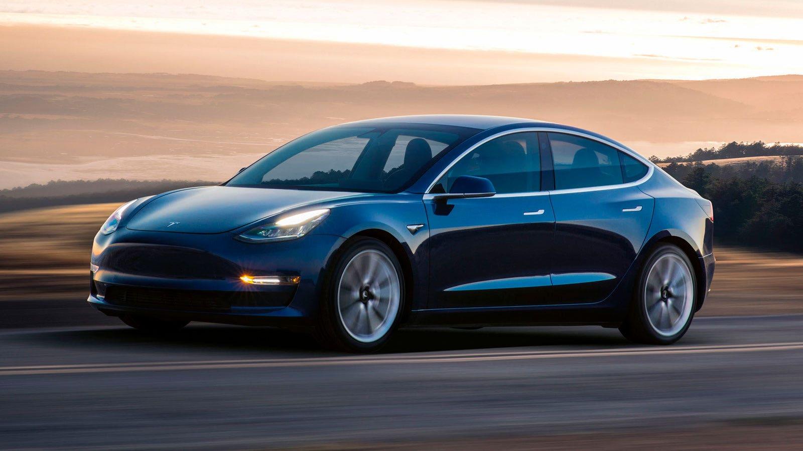 Tesla S Model 3 Just Got A Bit More Affordable Fox Business