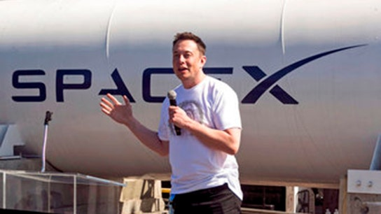 Elon Musk shows off Starship prototype progress