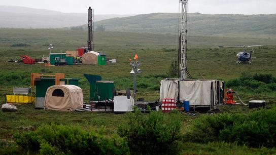 Canadian investor backs away from Alaska mine project