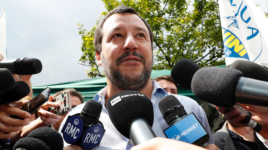 Europe wary as Italy moves toward populist government