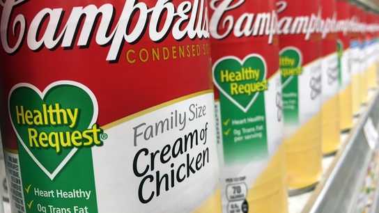 Campbell Soup stock hit by CEO departure, strategic review