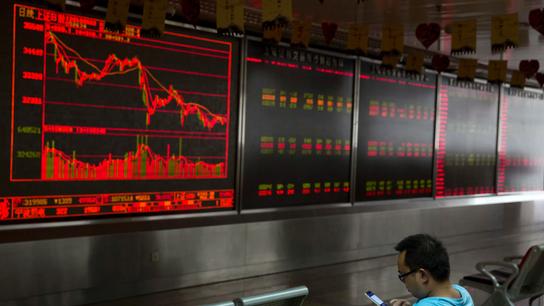 Stocks mixed amid US-China trade talks, Italian politics