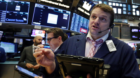 Markets Right Now: Relief over easing tensions lifts stocks