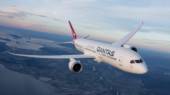 Qantas Airways testing 'final frontier in aviation'