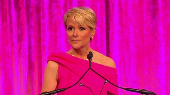 Susan G. Komen Foundation honors FBN's Gerri Willis with 'Impact Award'