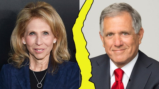 CBS CEO Moonves vs. Shari Redstone: Broadcaster's board votes to dilute her shares