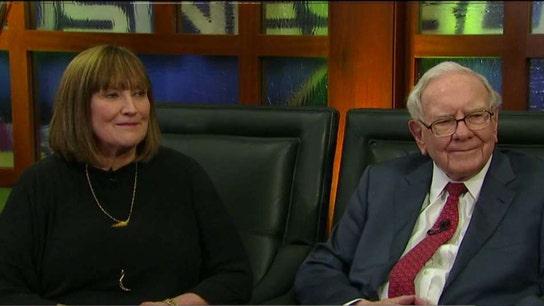 Warren Buffett an equal-opportunity dad, daughter says