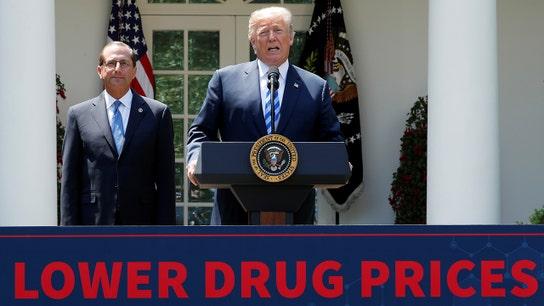 White House backtracks on drug rebate rule in major blow to pricing effort